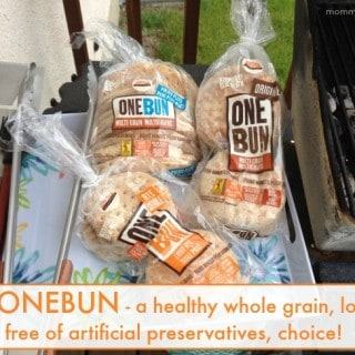 Try ONEBUN – a healthy whole grain choice! #Giveaway {CAN}