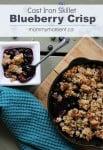 cast-iron-blueberry-crisp
