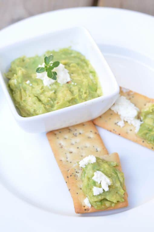 homemade-guacamole-goat-cheese-4