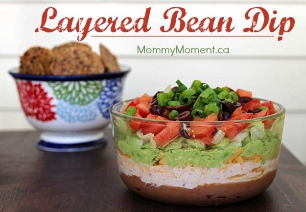 layered-bean-dip