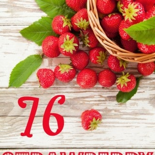 76 Strawberry Recipes