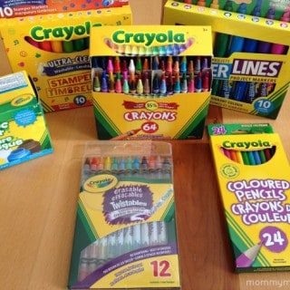Back to School with Crayola! #Giveaway {CAN}