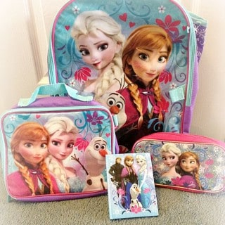 Frozen ~ A Disney Favorite for Back-to-School #Giveaway {CAN}