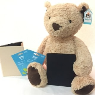 Tips to help children have fun reading! (Kobo Glo HD prize pack – arv $250)
