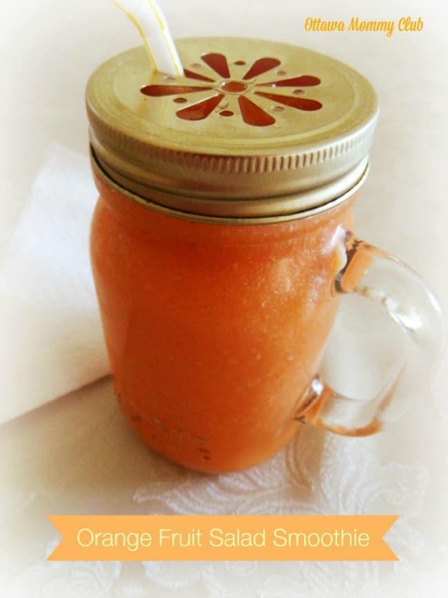 Orange-Fruit-Salad-Smoothie