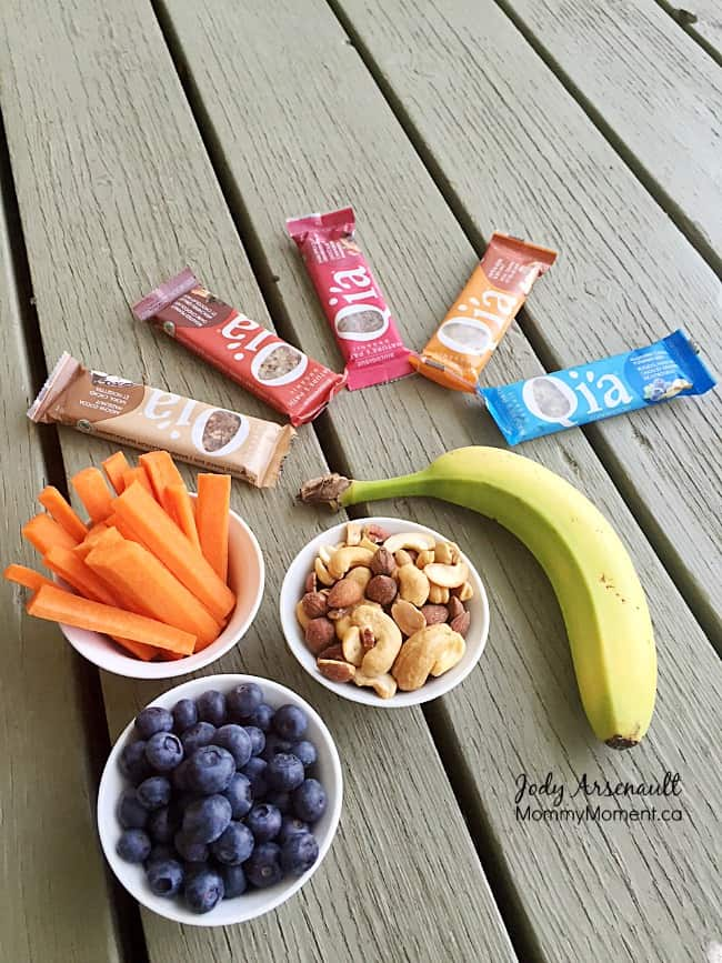 Qia Snacks for kids