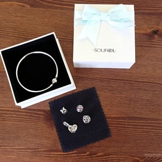 SOUFEEL Bracelets Allow YOU to Personalize Your Jewelry #Giveaway