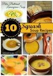 10 Squash Soup Recipes