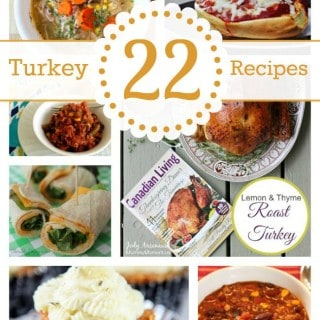 22 Turkey Recipes for Fall and Thanksgiving