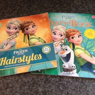 Party like a Disney Frozen Princess! #giveaway {US Only}
