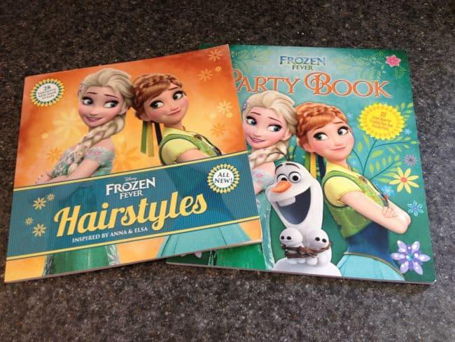 Party Like A Disney Frozen Princess Giveaway
