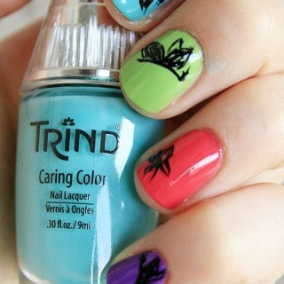 Beautiful Nails with Trind North America #giveaway