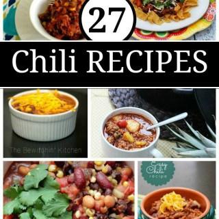 27 Chili Recipes