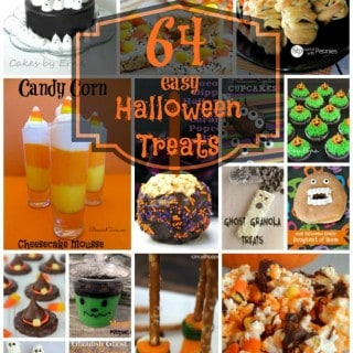 64 Easy Halloween Treats
