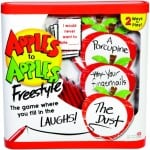 Game Night re-born with Apples to Apples Freestyle! #PlayAdvocates #Apples2ApplesGame #giveaway {CAN}