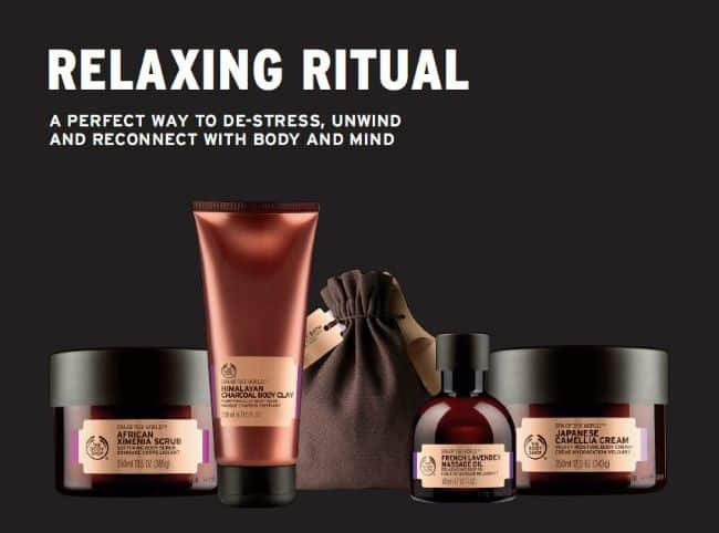Body Shop Spa of the World