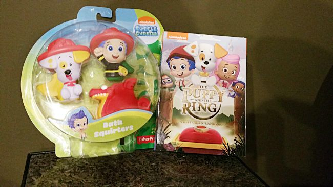 Bubble Guppies Prize Pack