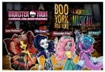 Help Your Kids Enjoy their School Day! MONSTER HIGH #BooYorkBooYork #giveaway {CAN}