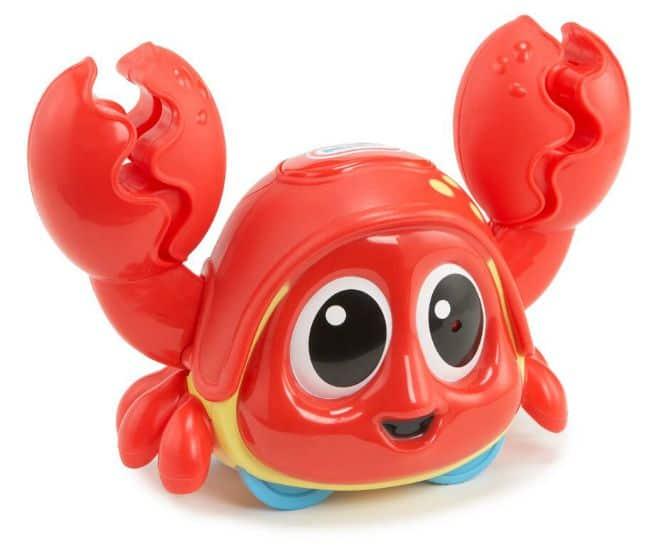Catch me Crabbie