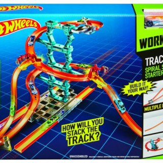 Create and Play with your Little Ones! Hot Wheels #giveaway {CAN}