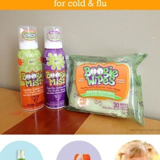 Use Kandoo for Cold & Flu! #KandooKids #Giveaway