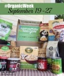 Nature's Path & Friends #OrganicWeek Gift Box