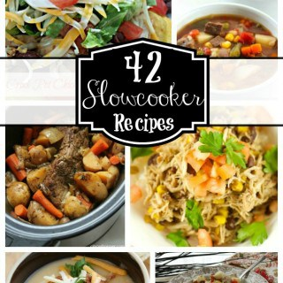 42 Slowcooker Recipes