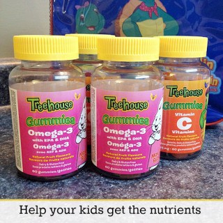 Do your kids take their vitamins? #giveaway {CAN}