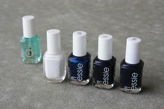 Winter Essie collection