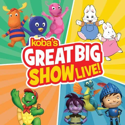 Backyardigans Sunny Day : Kobas Great Big Show ~ Presale on NOW!  Mommy Moment
