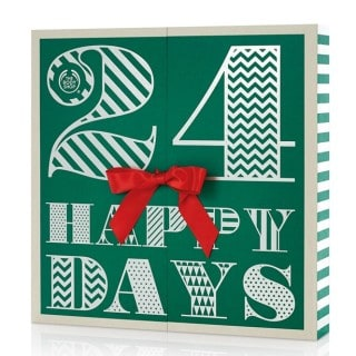 Treat Yourself to a 24 Happy Days Advent Calendar #31DaysOfGifts #giveaway {CAN}