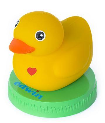 Meet The World S First Smart Duck Edwin 31daysofgifts