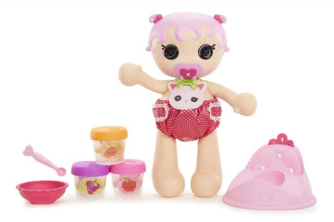 Lalaloopsy Toy Food : Explore the magical world lalaloopsy babies potty surprise