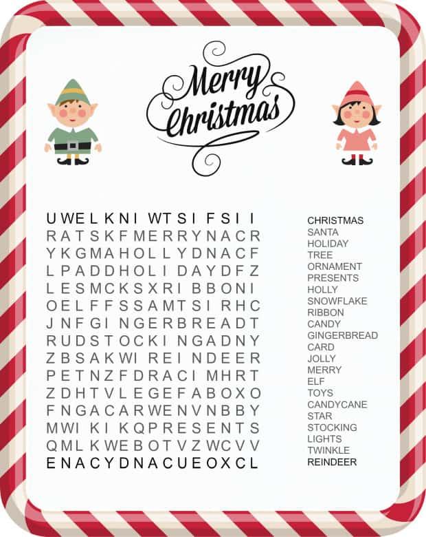 merry christmas printable 620x780 - Holiday Printables Free