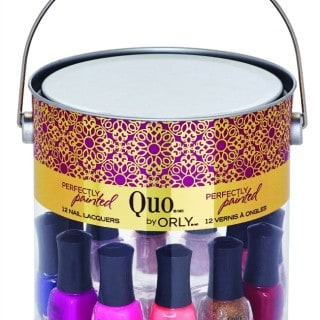 Perfectly Painted 12-Piece Mini Nail Lacquer Set #31DaysOfGifts #Giveaway {CAN}