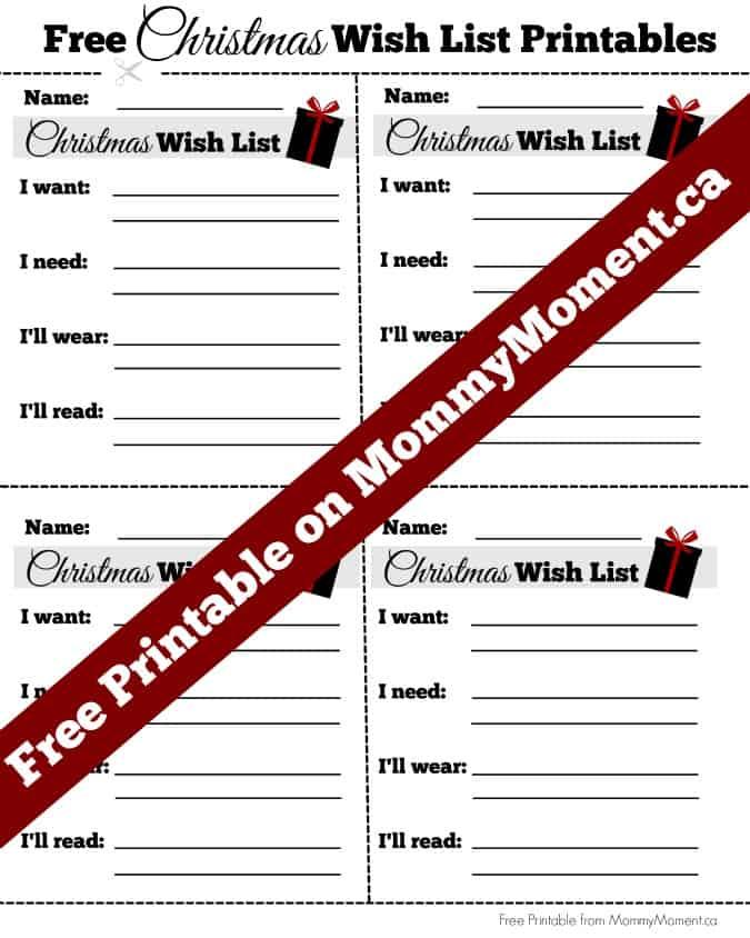 free-Christmas-wish-printable