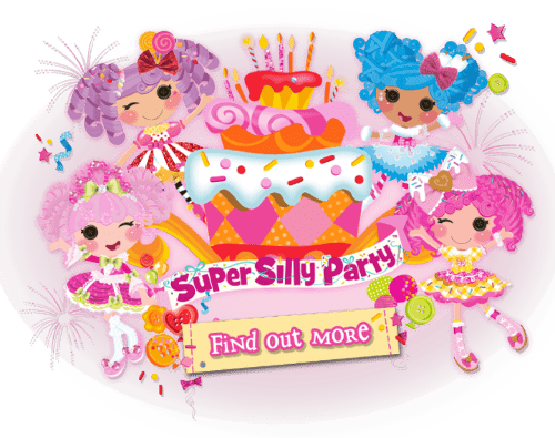 Lalaloopsy Silly Party