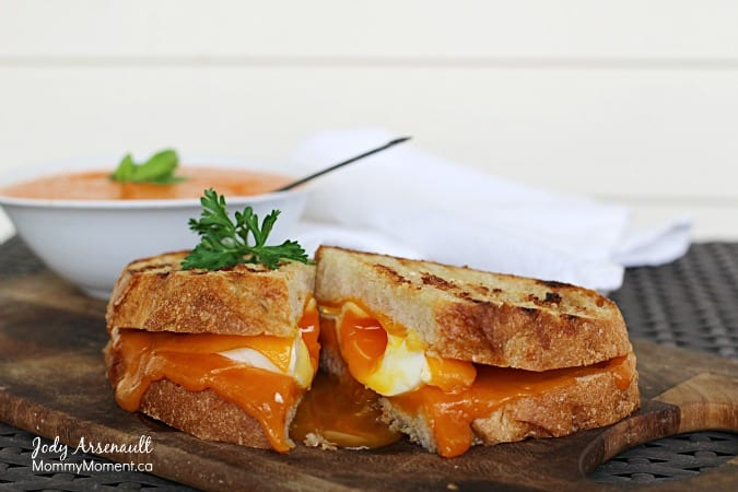 poached-egg-grilled-cheese