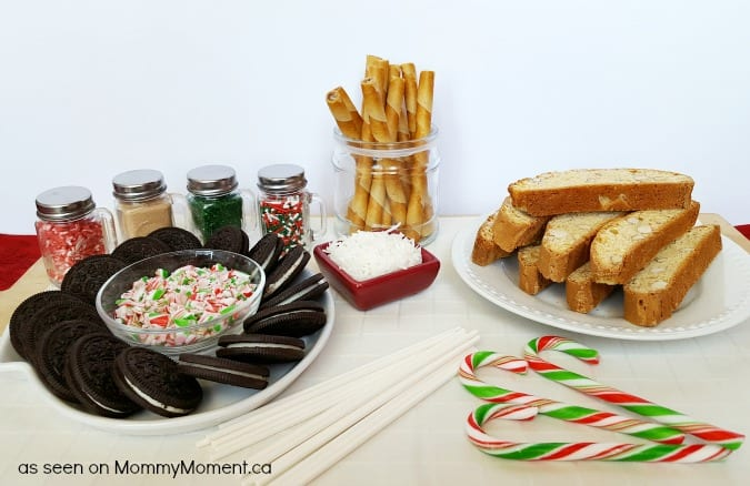 no bake Christmas treats