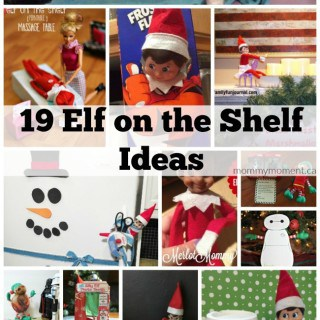 19 Elf on the Shelf Ideas for you leading up to Christmas