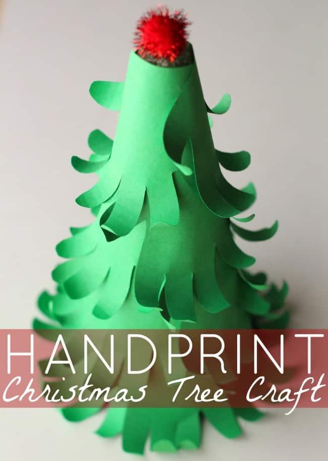 Make A Christmas Tree Ornament