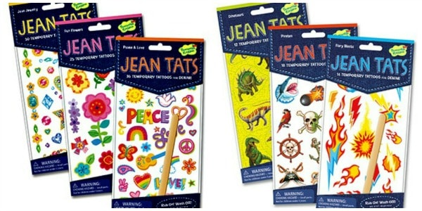 Jean tatoos