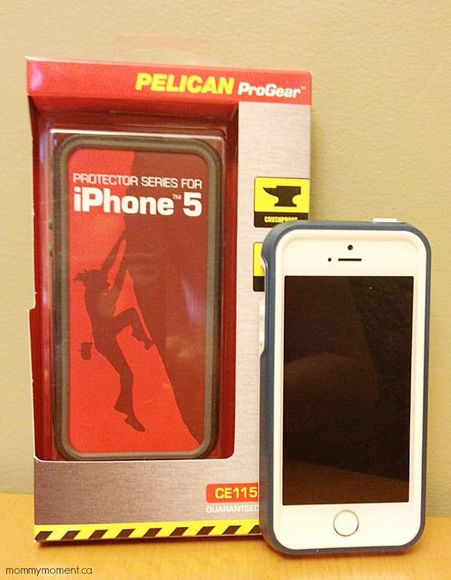 Pelican Protector case iPhone 5