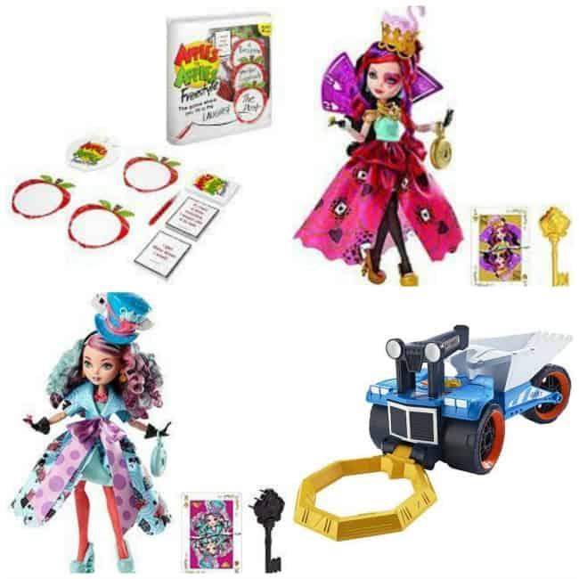 Mattel List Toppers