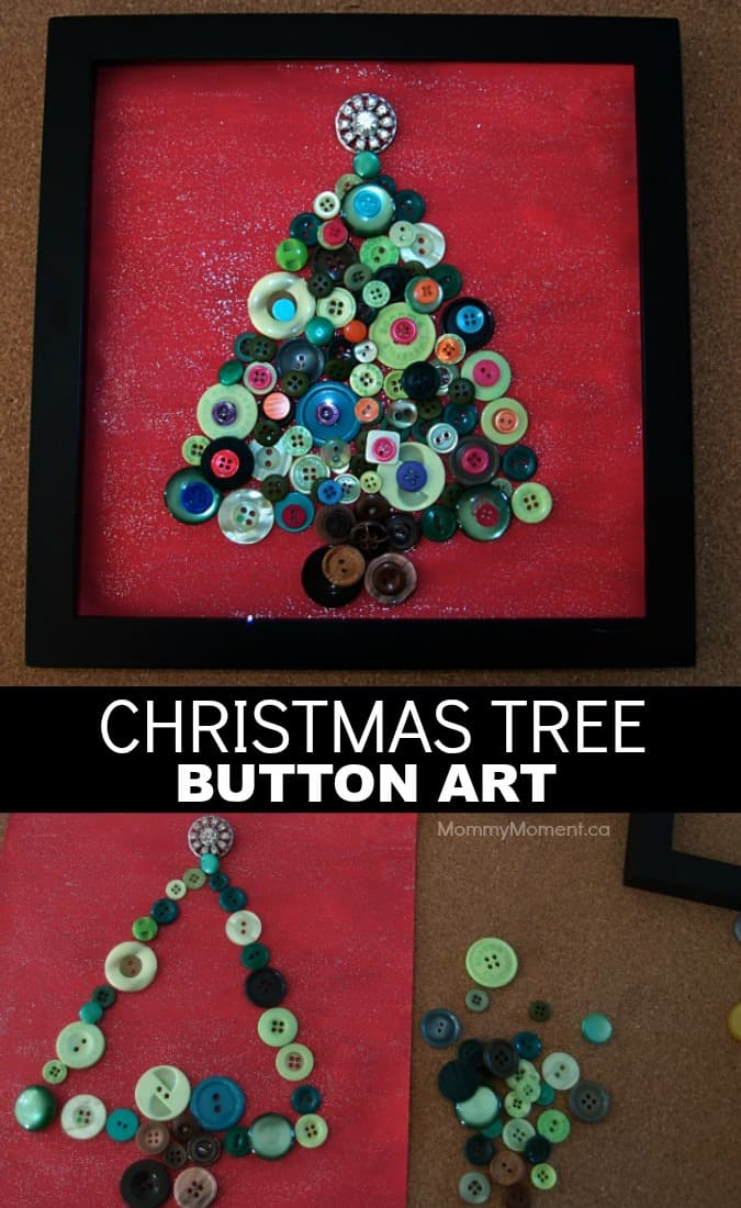 christmas-tree-button-art