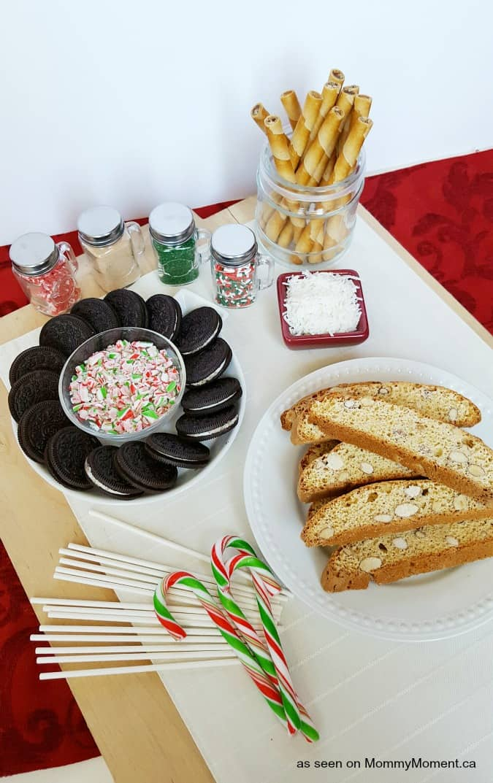 Easy No-Bake Christmas Treats - Mommy Moment