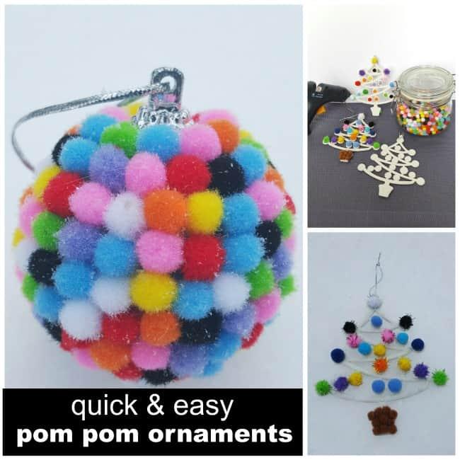 pom-pom-ornaments
