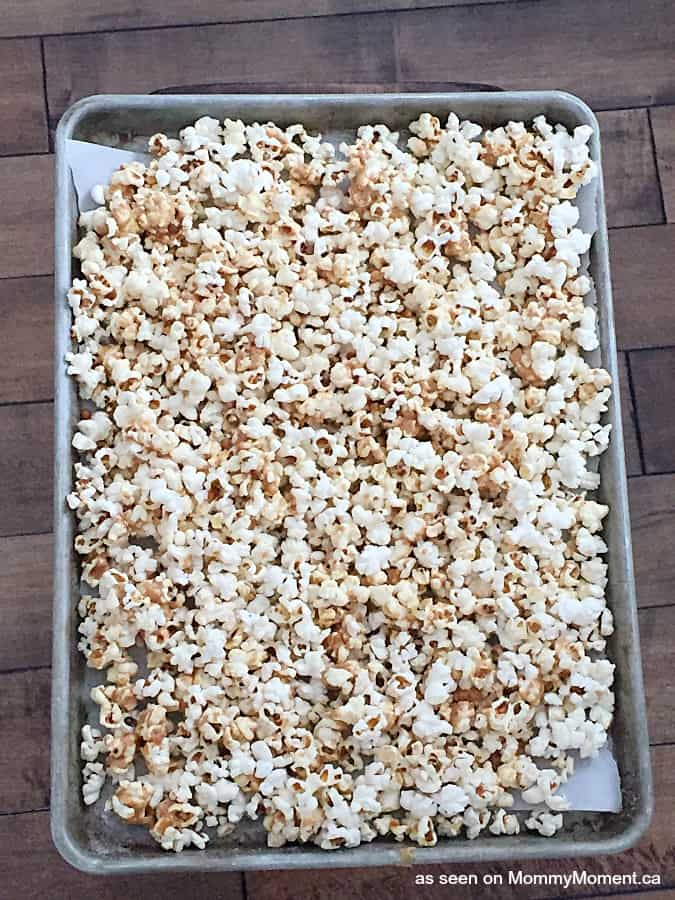 popcorn-on-pan
