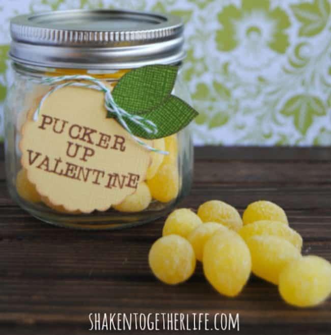 puker up valentine