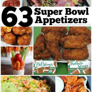 63 Super Bowl Appetizers